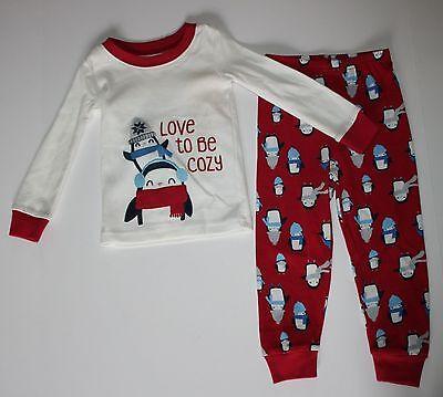 Gymboree Christmas Santa Pajamas Gymmies Size 2T 3 5 7 10 NEW