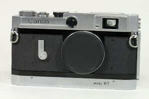 Canon-VI-T-body-with-Meter-and-Case-EXC