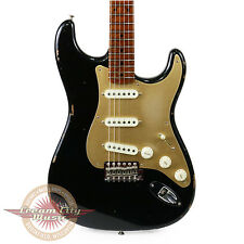 Brand New Fender Custom Shop 2017 Limited '56 Stratocaster Relic in Aged Black