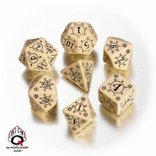 Pathfinder Rise of the Runelords Dice Set (7) QWS SPAT18