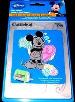 Love Always Cuttlebug Disney Die & Embossing Folder 37-1741