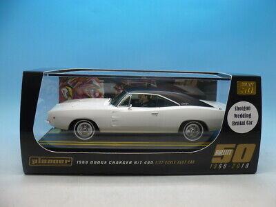 Pioneer Slot Car P105 Dodge Charger 440RT Bullitt Assassins/' Car X Ray Special