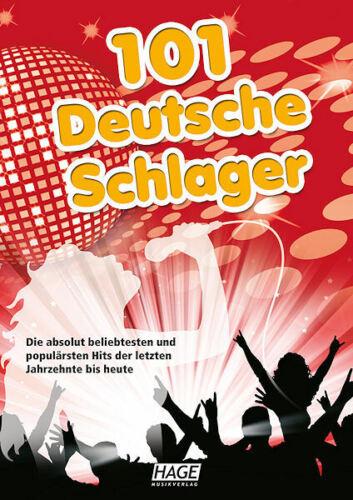 Gitarre oder Gesang Für Keyboard 101 Deutsche Schlager