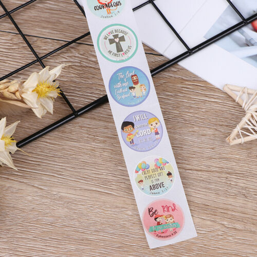 500pcs//roll kids toys Stickers for seal label Sealing decoration Sticker~JP