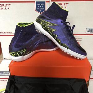 Nike HypervenomX Proximo TF Size 11.5 Hyper Grape Black Volt Turf ... 1846bebaa