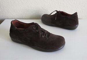 Padua Lace Footprints Brown Birkenstock Details Women's Shoes Oxford About Narrow 387 Suede ZPTkOiuX
