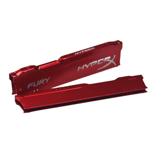 Heat Sink For Memory RAM Cool Vest Fin Radiation Dissipate PC DDR DDR3 DDR4 Red