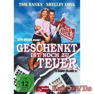 Geschenkt-ist-noch-zu-teuer-DVD-Tom-Hanks-Shelley-Long-Neu-OVP