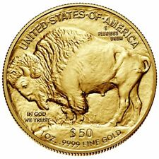 1 oz American Gold Buffalo Random Dated Coin