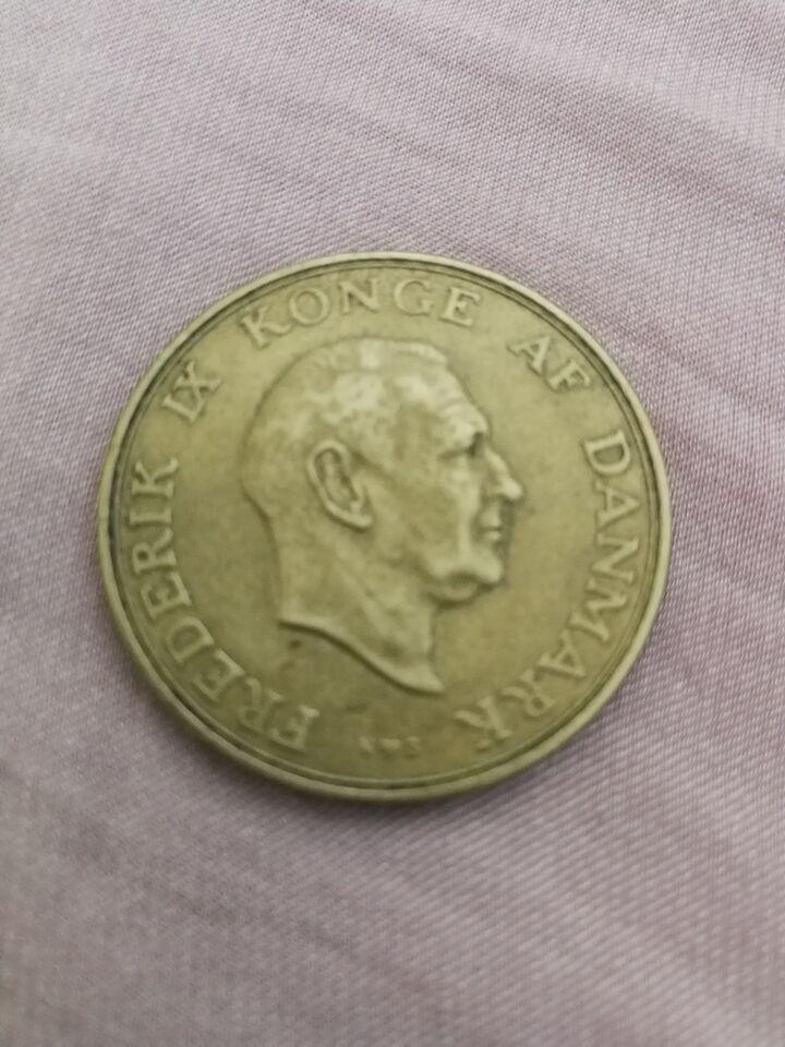 Danmark, mønter, 1952