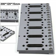 Wire Edm Tool Electrical Discharge Machine Fixture Board 30012015mm Stainless