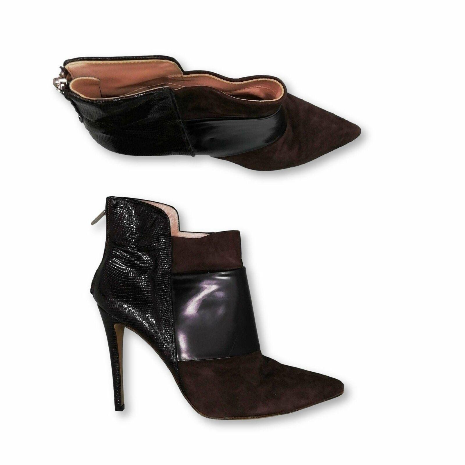 Nicole Farhi Women's Heels Size EU 41 UK 8 Colour: Brown
