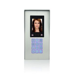 Gesichtserkennung-Zutrittskontroller-Codeschloss-Face-Recognition-Tueroeffner