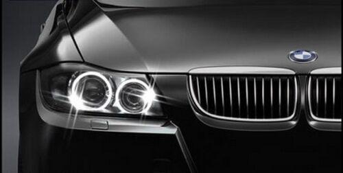 ►2X ANGEL EYES Standlicht FÜR original Scheinwerfer POWER LED BMW 3ER E90,E91