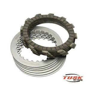 2004-2014 Kx250f Tusk Clutch Kit Friction And Steel Plates Kx 250f Kxf250 Disks