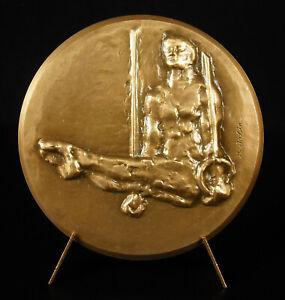 Medal-Sport-Gymnast-Rings-Gymnastics-Artistic-Masculine-Gymnast-Rings