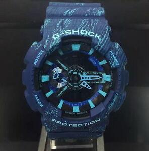 a9369036793d Image is loading Casio-G-Shock-Scratch-Pattern-Men-039-s-