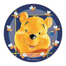 WINNIE THE POOH Kids Static Cling Window Sun Screen Removable 37cm