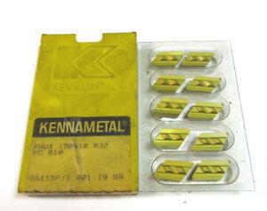 10 Plaquettes Knux 150410 R32 Kc810 Von Kennametal Neuf H19186 Shkvy1na-07235809-697728343