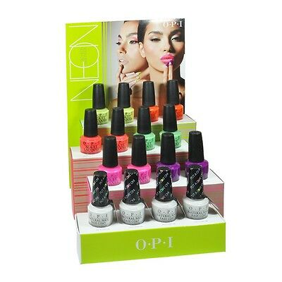 OPI Nail Polish Lacquer Neon Summer Collection 0.5floz/15ml
