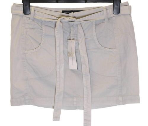 Grey francese Rrp cintura £ Bnwt gonna femminile 45 corta New connessione mini Fcuk fw7ARx