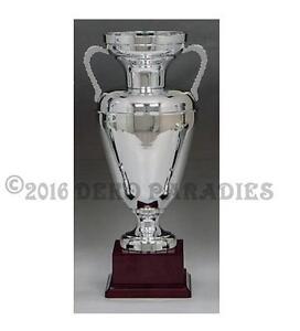 XL-EM-POKAL-2016-NACHBILDUNG-36cm-PREMIUM-Fussball-EUROPAMEISTERSCHAFT-CUP-EURO
