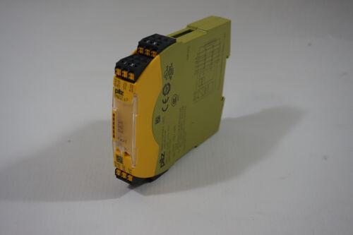 Pilz PNOZ s7 24VDC 4n//o 1n//c 751107 Sicherheitsschaltgerät