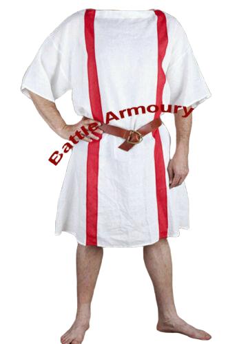 X-Mas Cosplay CostumeMEDIEVAL ROMAN,GREEK Tunic Surcoat Renaissance SCA L