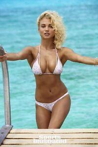 ROSE BERTRAM SI Swimsuit Model Sports Illustrated BC05 Multiple Sizes