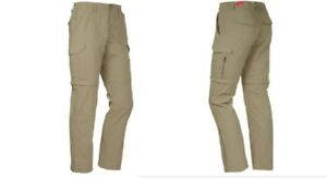 Craghoppers Nlife Zipp-pantalon Homme Protection Insectes Attend 40 Abzippbare Jambes-afficher Le Titre D'origine Ps4kkjkp-08012321-532450007