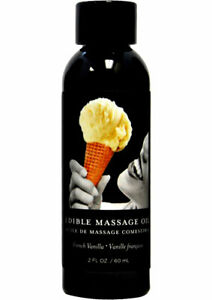Essential Oil 100% Natural Edible Massage Oils w Moisturizer and Conditioner