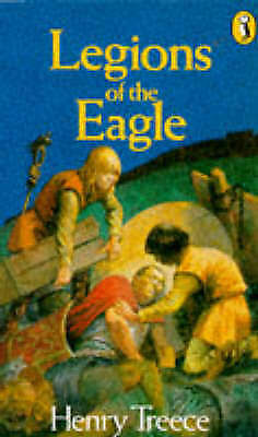 Legions of the Eagle (Puffin Books), Henry Treece | Paperback Book | Acceptable