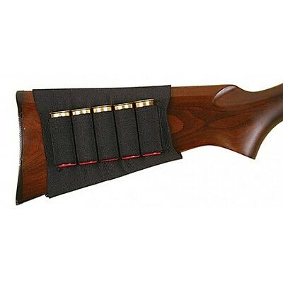 New Allen Shotgun Buttstock Shell Black 205