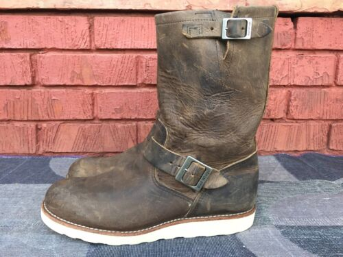 Red Wing Engineer Boots 2975 Sz 10