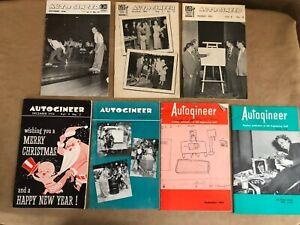 General-Motors-Publication-Autogineer-1950s-GM-co-magazine-engineer-vintage-lot