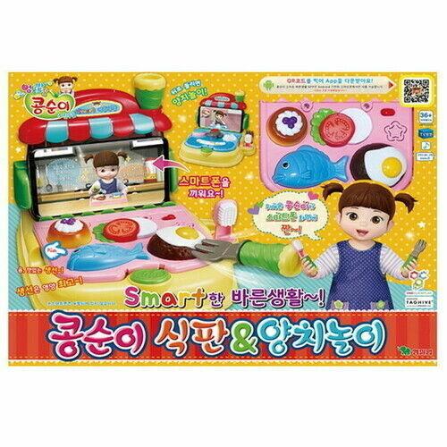 Youngtoys Kongsuni Smart Kongsuni Plate Tooth play Toy