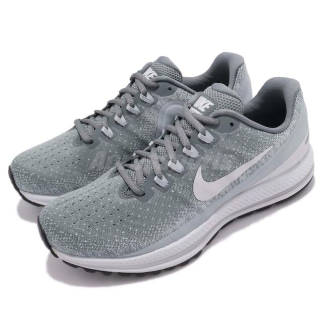 13599092565c5 Wmns Nike Air Zoom Vomero 13 XIII Cool Grey White Women Running Shoes  922909-003