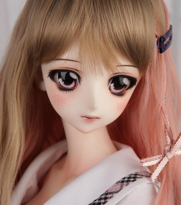 1 3 BJD Doll SD Doll Girl Senior Delf Amy -Free Face Make UP+Free Eyes+Free DHL