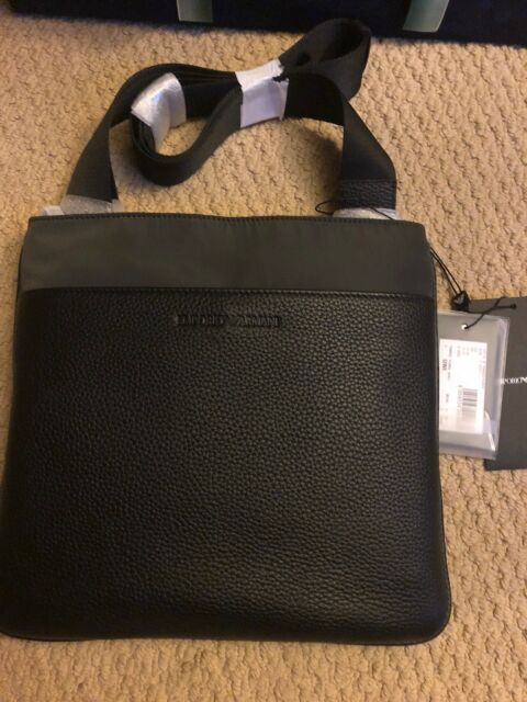 f1c20b31d3 BRAND With Tags Leather Emporio Armani Crossbody Bag