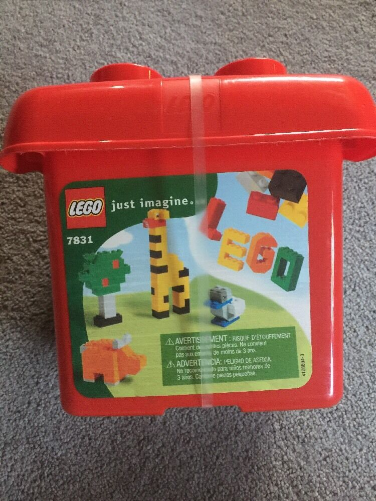 Lego 7831 Item  4166710 Brand Brand Brand New Sealed 2002 200 Pieces Circa 2000 2bbea2