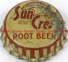 1940s MISSOURI St Louis KREEMO SPECIAL ROOT BEER Cork Crown Tavern Trove