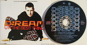 D-REAM-CD-U-R-The-Best-Thing-6-MIX-Oakenfold-Sasha-Morales-MIXES-UNPLAYED
