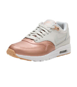 sale retailer 9aeba 828fb Image is loading Nike-Air-Max-1-Ultra-SE-Women-039-
