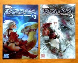 Taarna-3-2018-Romulo-Roto-Main-Cover-Arman-Akopian-Variant-Cover-NM