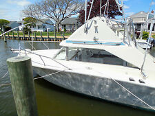 1974 CHRIS CRAFT COMMANDER 28 SPORT FISH NOW TURN KEY  IN WEST ISLIP NY (ESPO)