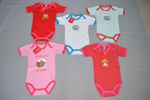 Body Unterwäsche Babys Gr.74//80 86//92 Viele Modelle 100/% Baumwolle