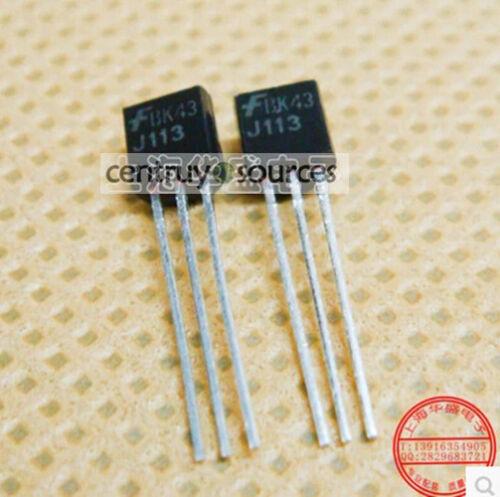 5PCS J113 TO-92 2SJ113 N-Channel Switch TRANSISTORS