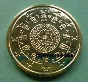Portugal 50 Cent Münzen Euromünzen Coins Moedas Auswahl Jahre