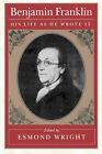 Benjamin Franklin (Na) by Wright (Paperback, 1996)