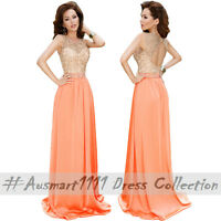 Sexy Sweetheart Sequin Lace Maxi Formal Prom Ball Party Gown Evening Long Dress